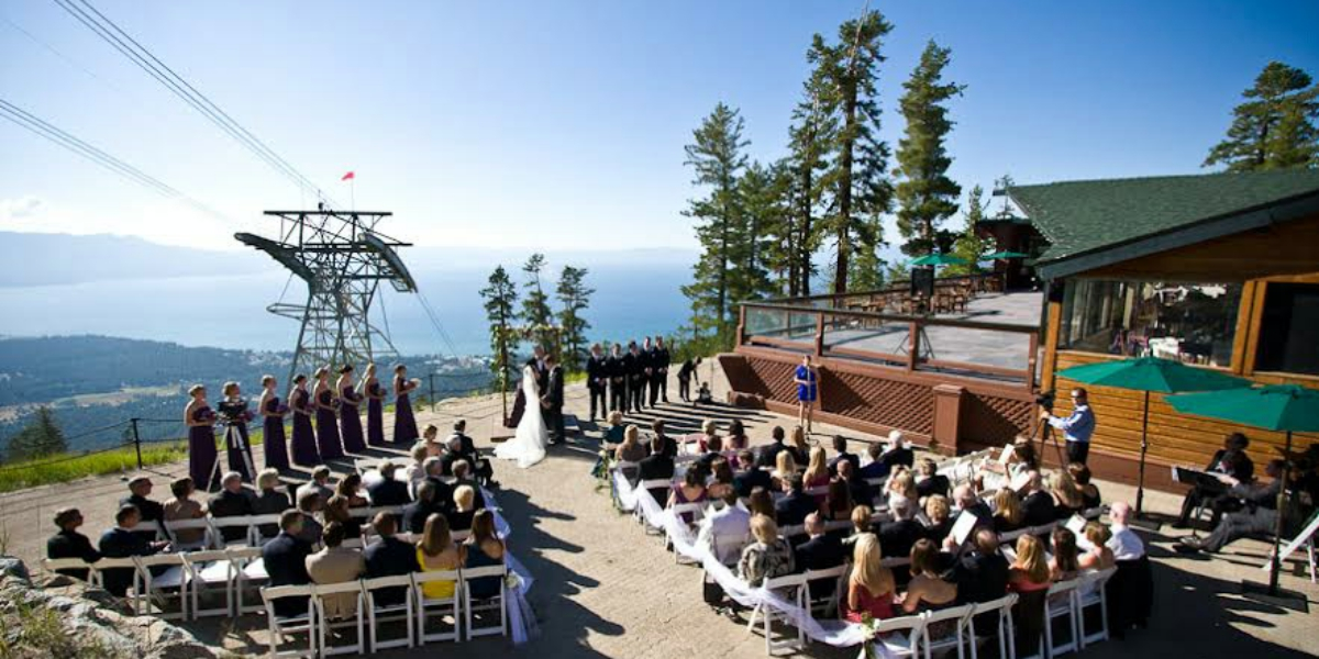 South Lake Tahoe Weddings Wedding Venues Price Compare 910