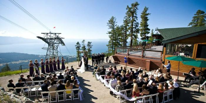 Heavenly Mountain Resort Lakeview Lodge Weddings