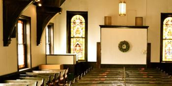 Mount Adams Pilgrim Chapel weddings in Cincinnati OH