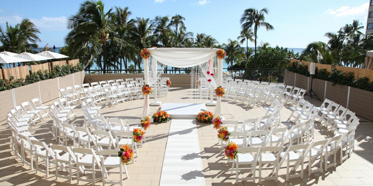 hyatt regency waikiki beach resort spa weddings in honolulu hi