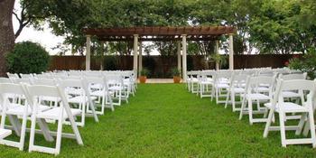 The Greenery Gardens weddings in Waxahachie TX