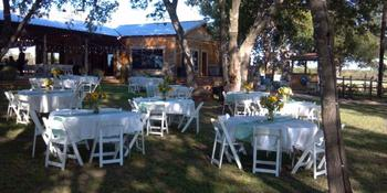 Old Bison Ranch weddings in Waxahachie TX