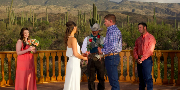 Tanque Verde Ranch wedding venue picture 3 of 10 - Provided by: Tanque Verde Ranch