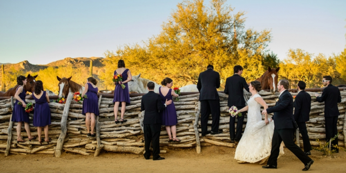 Tanque Verde Ranch wedding venue picture 2 of 10 - Provided by: Tanque Verde Ranch