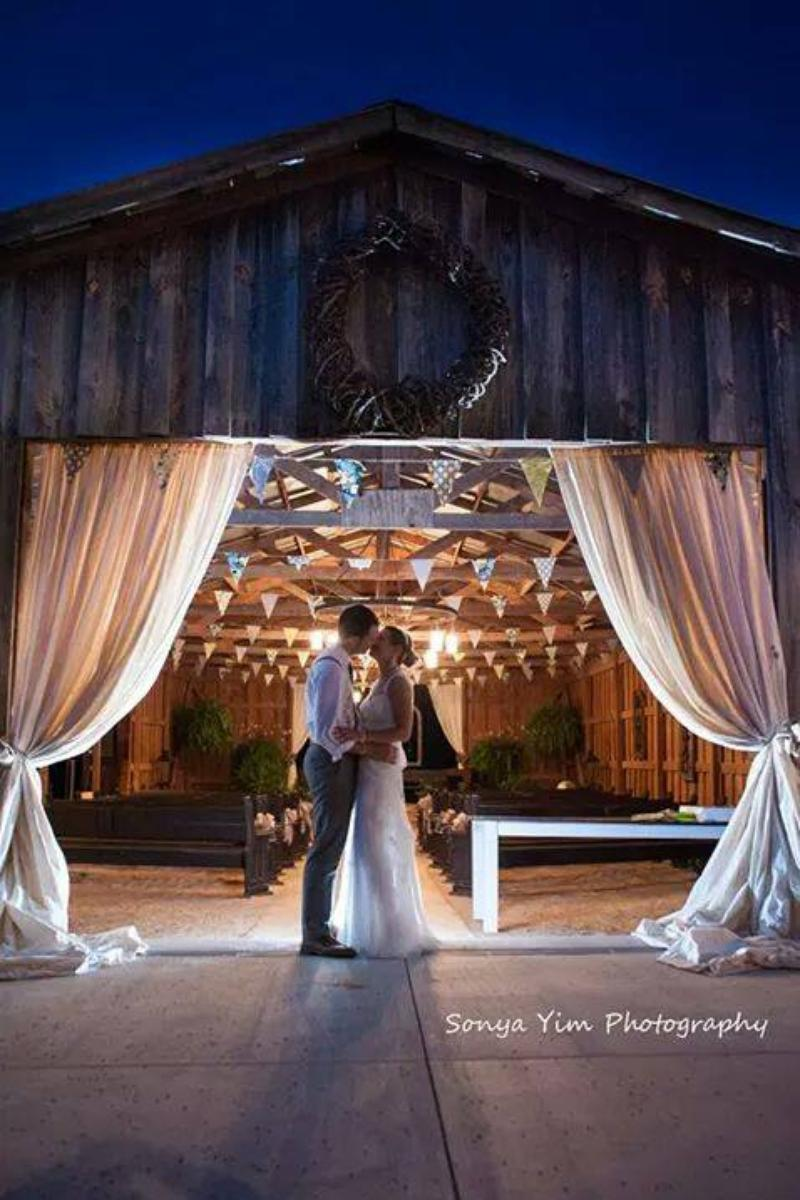 The Barn At Sanderlin Horse Farm Weddings