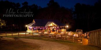 The Barn at Sanderlin Horse Farm weddings in Appling GA