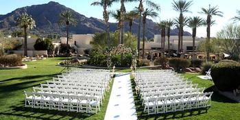JW Marriott Scottsdale Camelback Inn Resort & Spa weddings in Scottsdale AZ