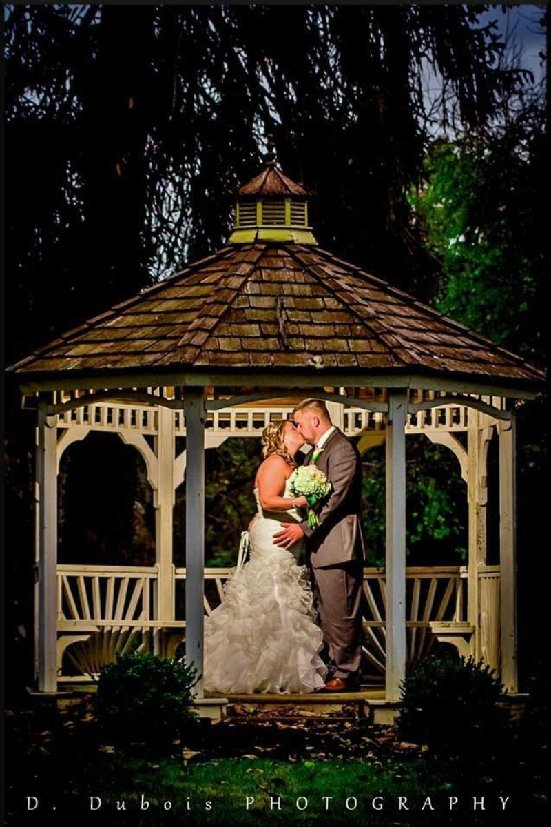 Alwyngton Manor wedding venue picture 3 of 16 - Photo by: D. Dubois Photography