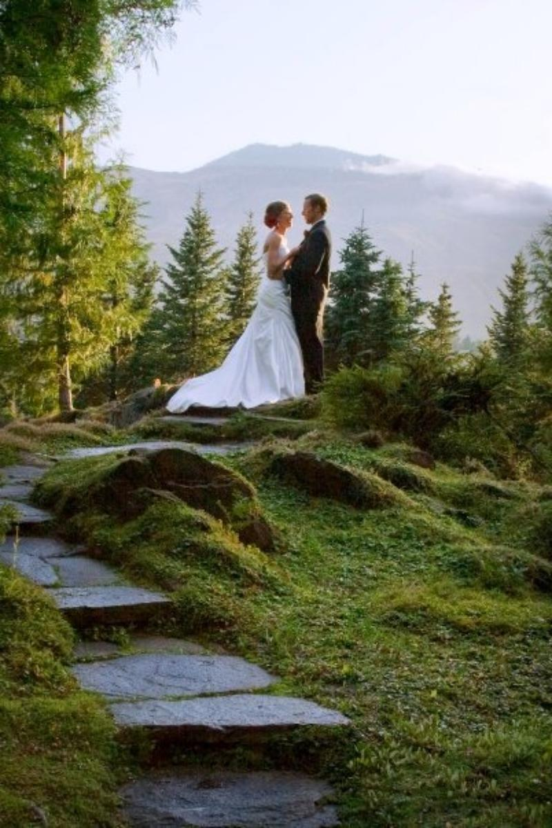 ohme gardens weddings get prices for wedding venues in