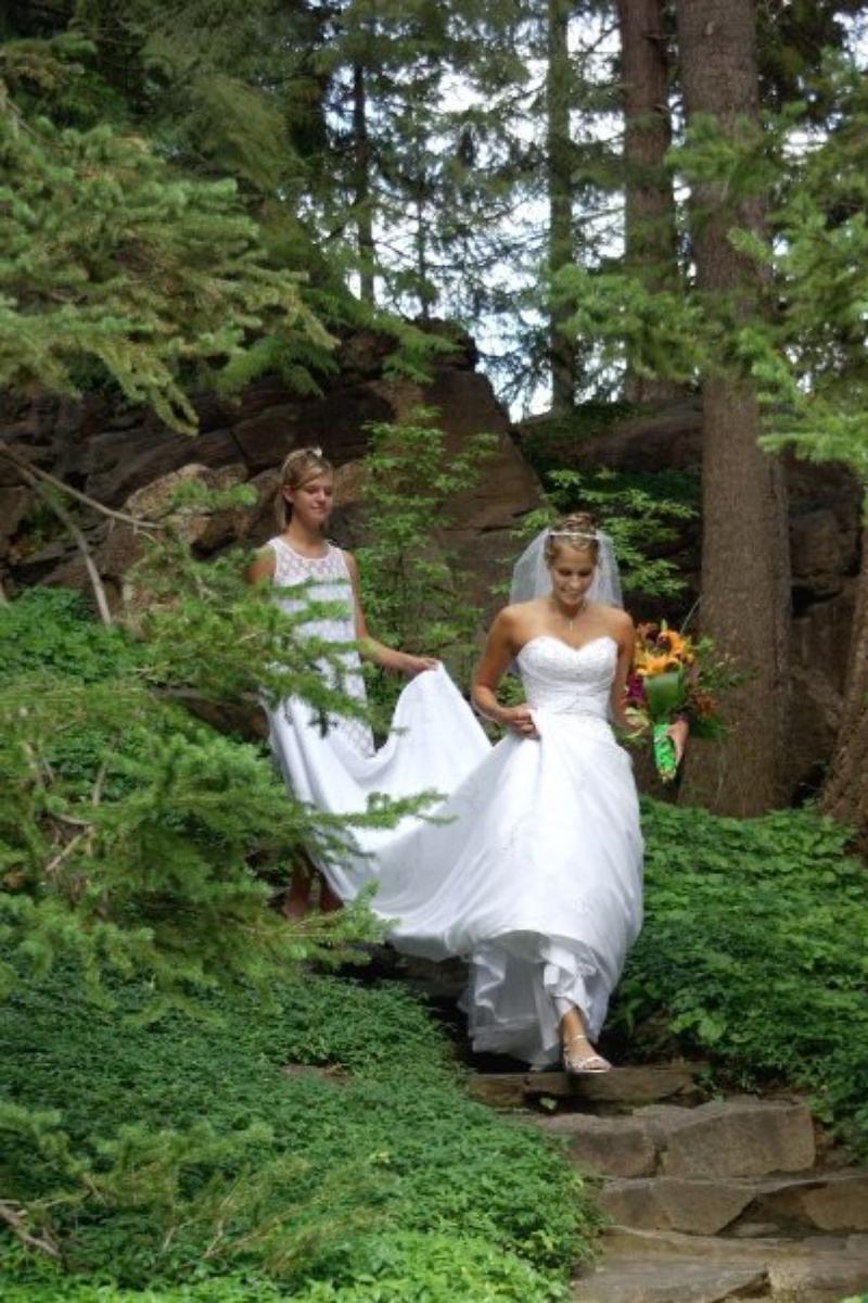 wenatchee weddings ohme gardens weddings get prices for