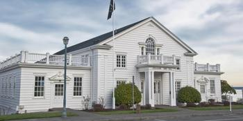 Steilacoom Town Hall weddings in Steilacoom WA