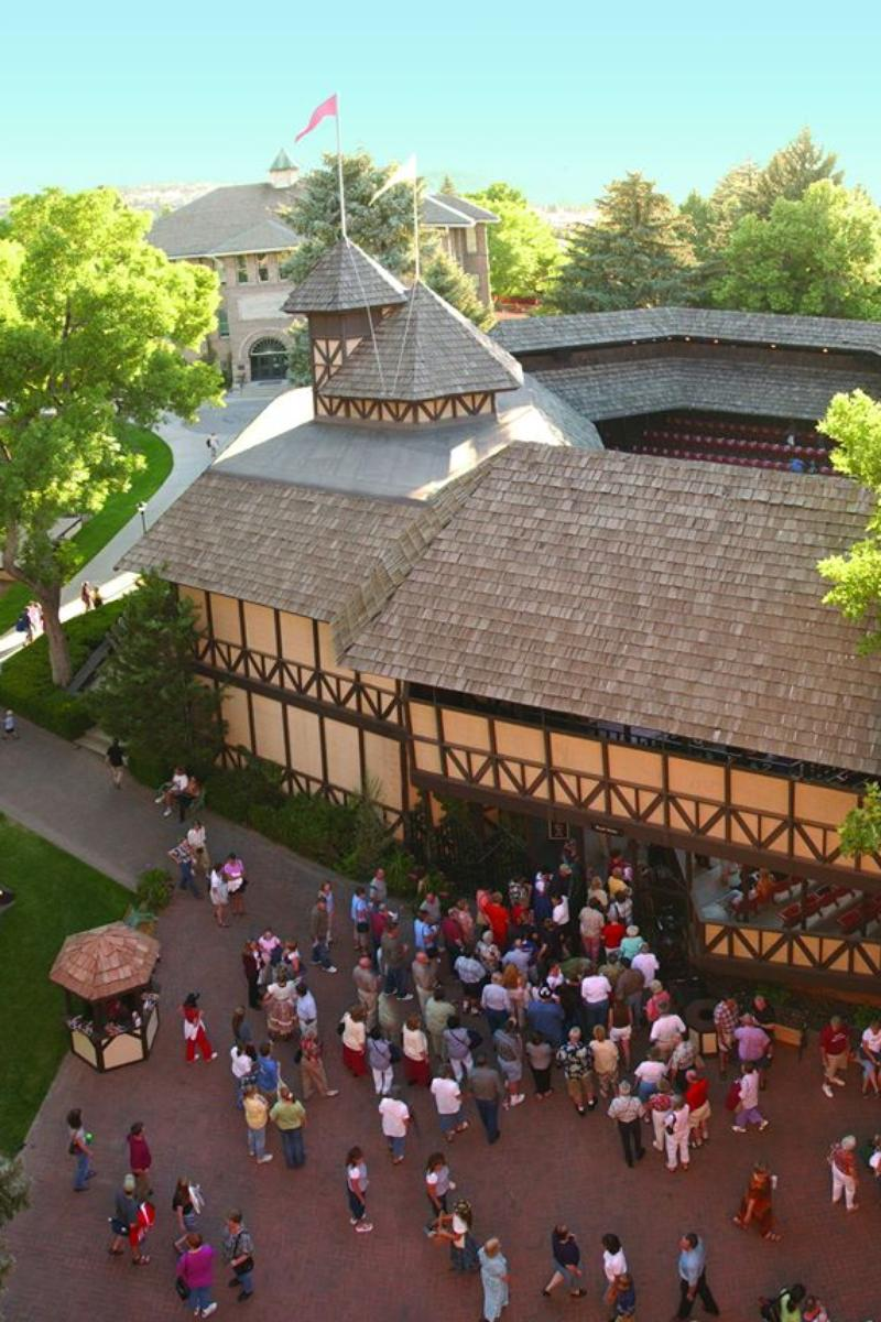 Southern Utah University Alumni House wedding venue picture 6 of 7 - Provided by: Southern Utah University Alumni House