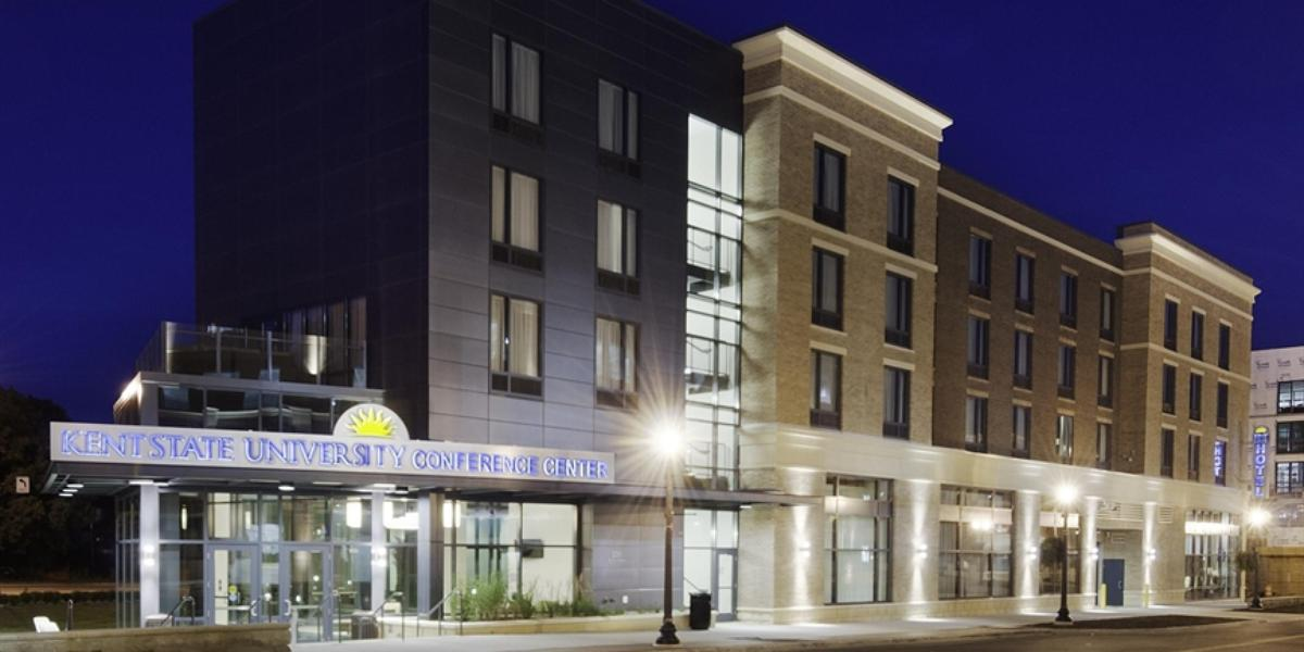 Kent State University Hotel And Conference Center Weddings