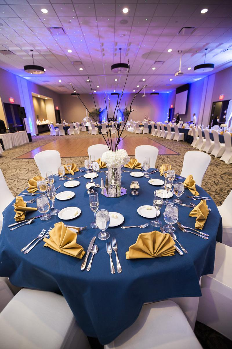 Kent State Hotel And Conference Center Wedding