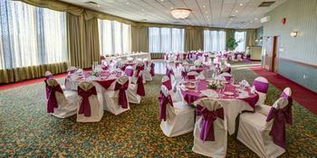 Seasons Reception Center at Comfort Inn, Pittsburgh weddings in Pittsburgh PA