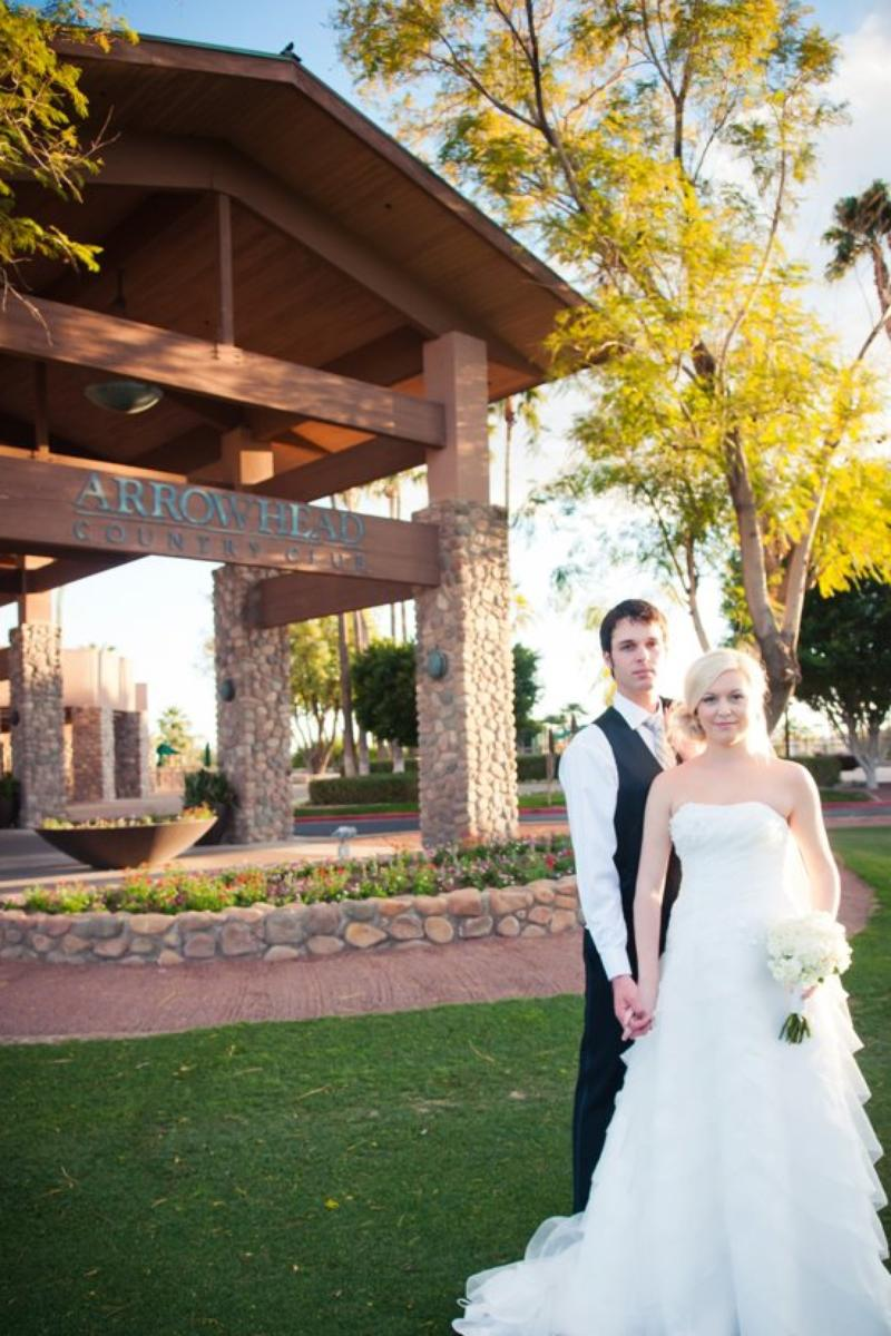 Arrowhead Country Club wedding venue picture 9 of 15 - Photo by: Brushfire Photography
