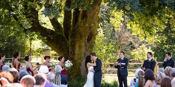 Pomeroy Farm weddings in Yacolt WA