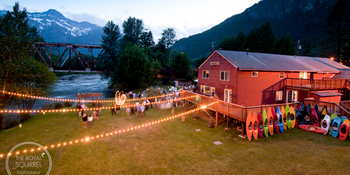 The River House weddings in Index WA