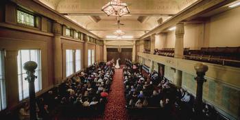 Riverside Place weddings in Spokane WA