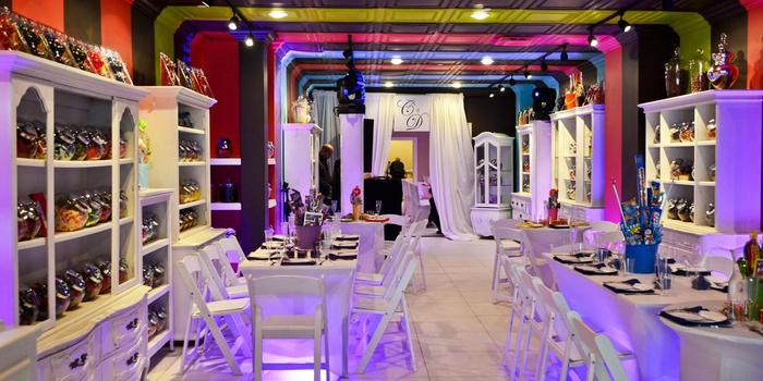 Coco Le Vu Candy Shop & Event Space wedding Manhattan
