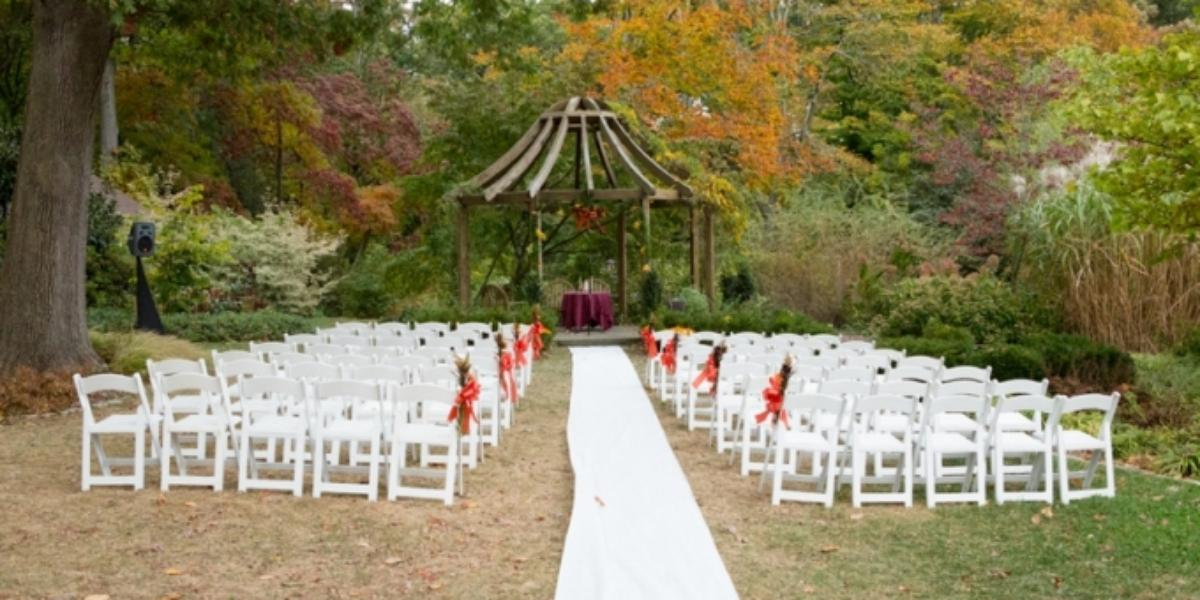 Rutgers Gardens Weddings Get Prices For Wedding Venues In NJ