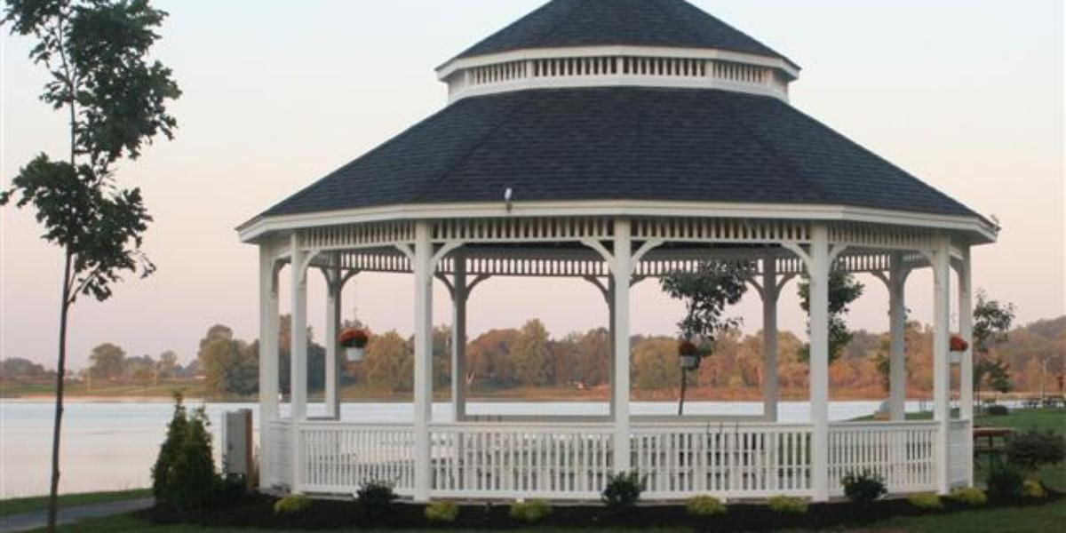 Springfield Township Gazebo Weddings