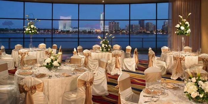 Detroit Marriott At The Renaissance Center Weddings Get Prices For