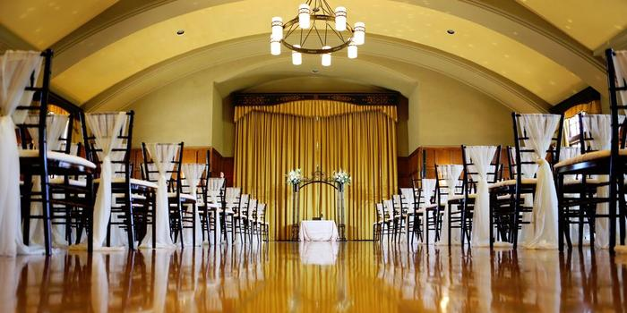 Michigan League - University of Michigan wedding venue picture 1 of 8 - Photo by: Nate & Jess Photography