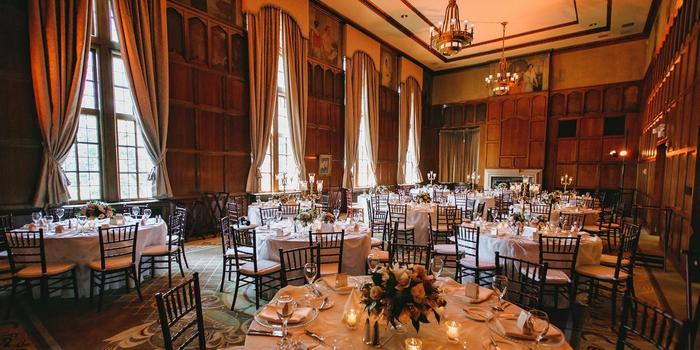Michigan League - University of Michigan wedding venue picture 2 of 8 - Photo by: Nate & Jess Photography