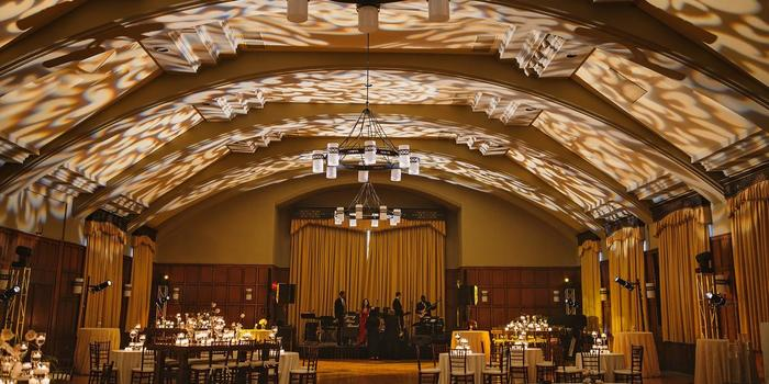 Michigan League - University of Michigan wedding venue picture 4 of 8 - Photo by: Nate & Jess Photography