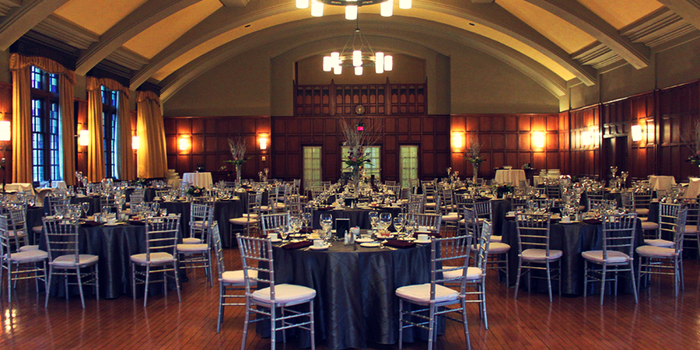 Michigan League - University of Michigan wedding venue picture 5 of 8 - Photo by: TwoFoot Creative Photography
