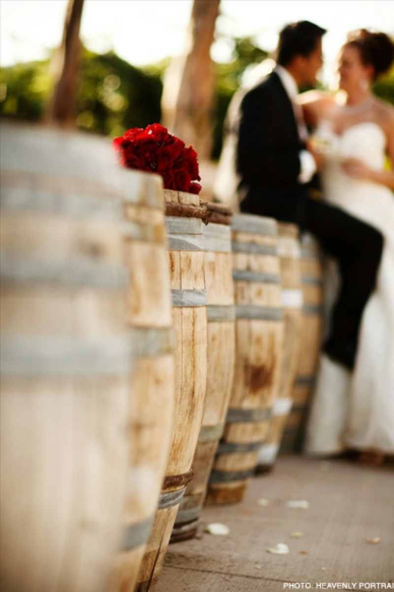 Wilson Creek Winery wedding venue picture 14 of 16 - Photo by: Heavenly Portraits