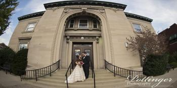 Carnegie Event Center weddings in Newport KY