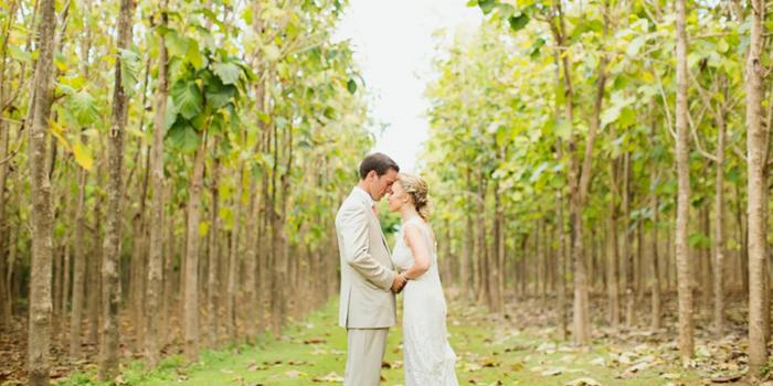 Na Aina Kai Botanical Gardens and Sculpture Park Weddings