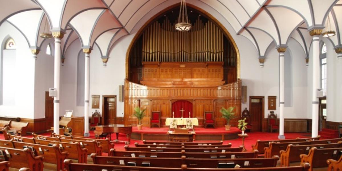 The United Church Of Granville Weddings