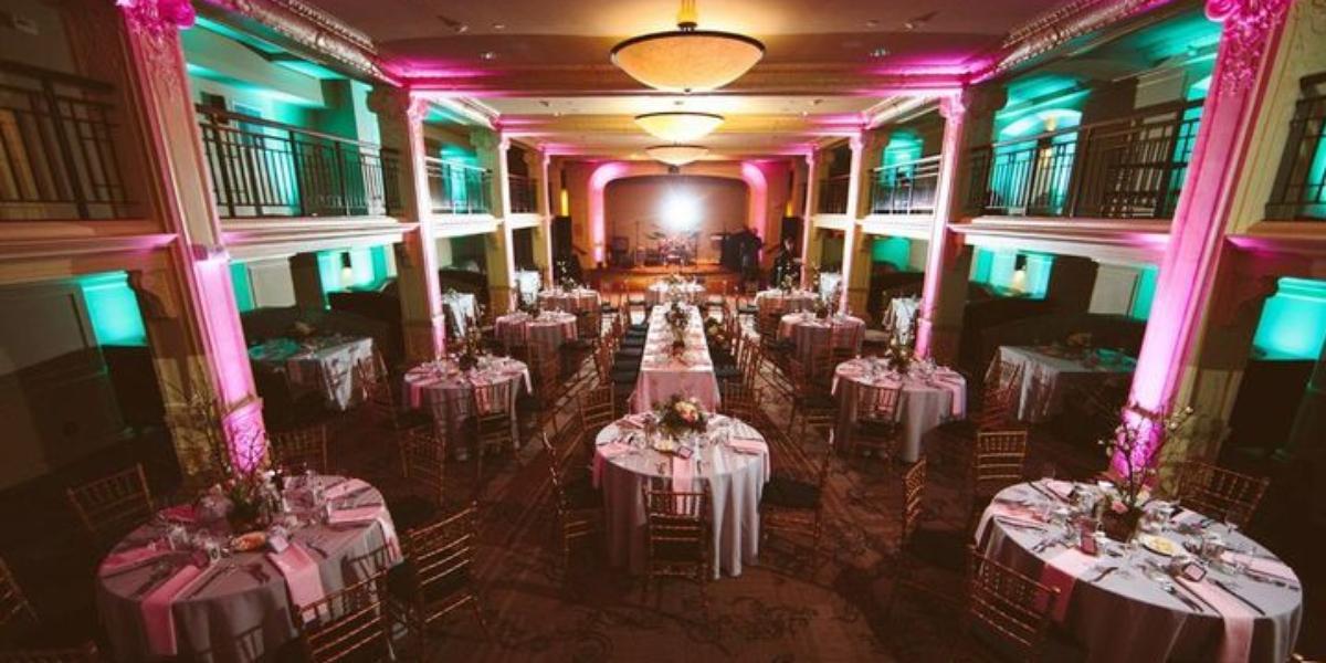 The Ballroom At Park Lane Weddings