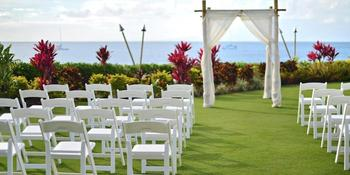 Royal Lahaina Resort Maui weddings in Lahaina HI