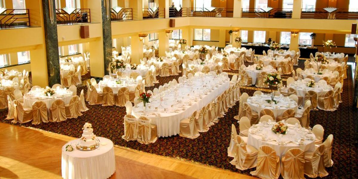 Atheneum Suite Hotel Weddings