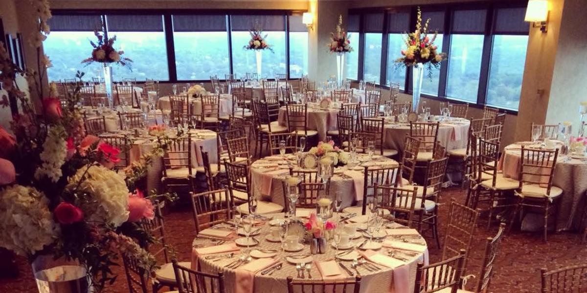 Skyline Club Southfield Weddings