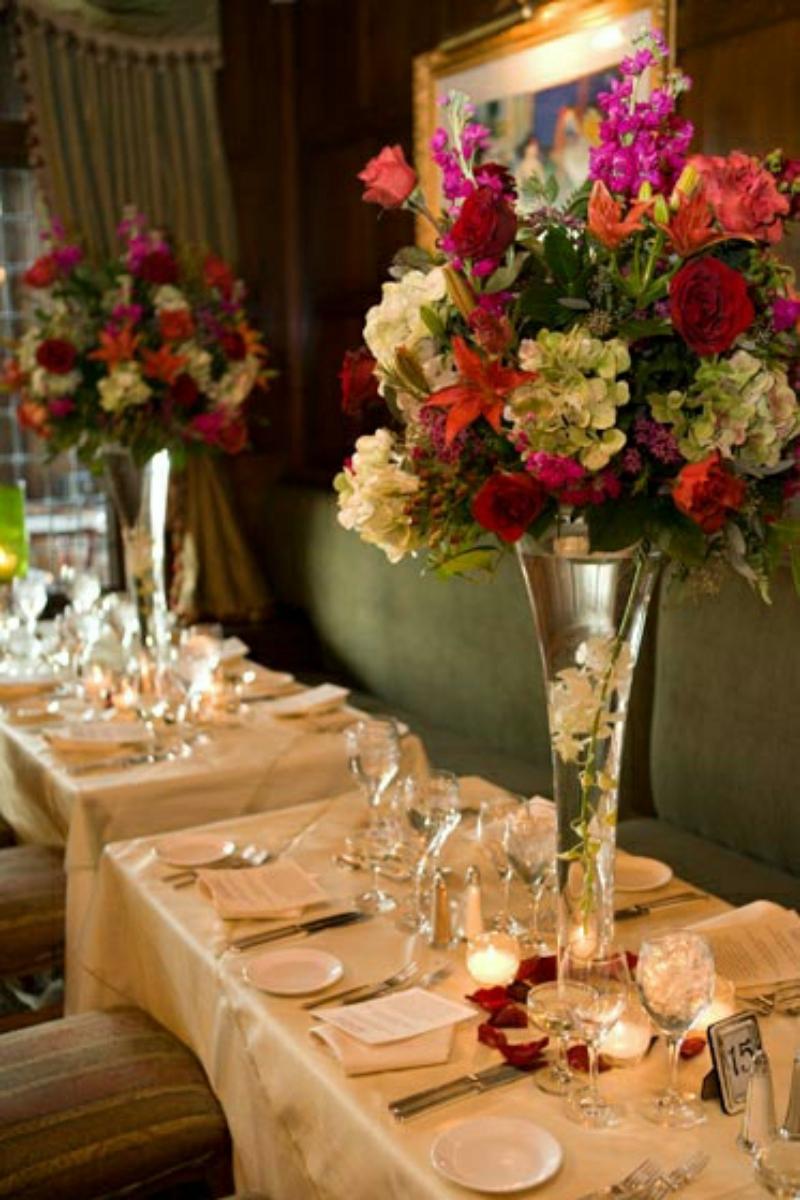 Le Château Restaurant Weddings