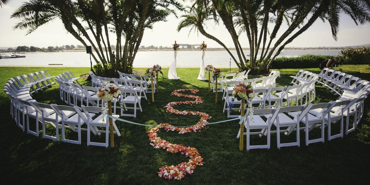 Hilton San Diego Resort Weddings Get Prices For Wedding