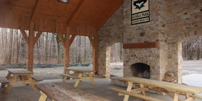 Sunnybrook Preserve Lodge, Geauga Park District wedding venue picture 3 of 7 - Provided by: Sunnybrook Preserve Lodge