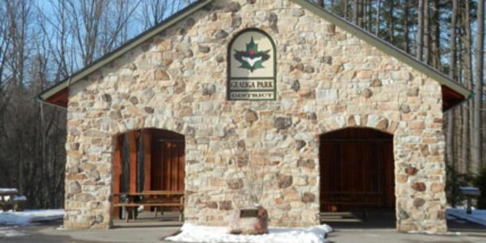 Sunnybrook Preserve Lodge, Geauga Park District wedding venue picture 2 of 7 - Provided by: Sunnybrook Preserve Lodge