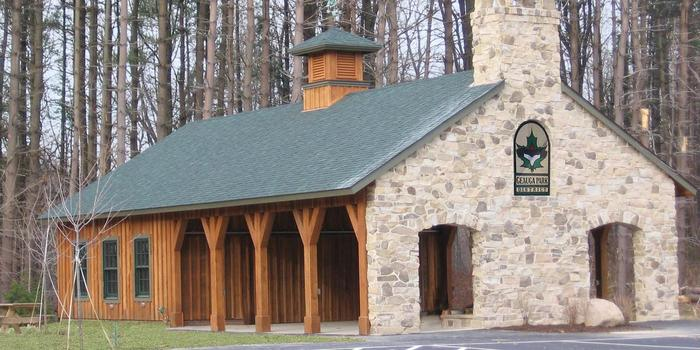 Sunnybrook Preserve Lodge, Geauga Park District wedding venue picture 1 of 7 - Provided by: Sunnybrook Preserve Lodge