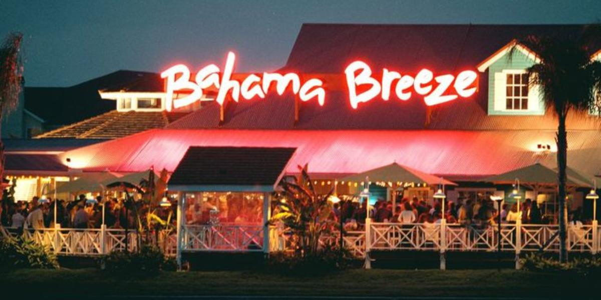 Bahama breeze coupons march 2018