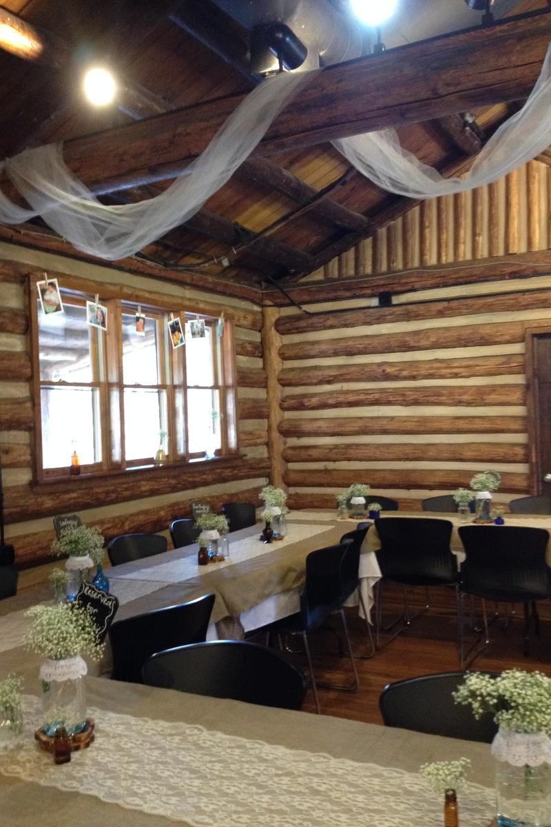 Martha hope cabin weddings get prices for wedding venues for Cabin wedding venues
