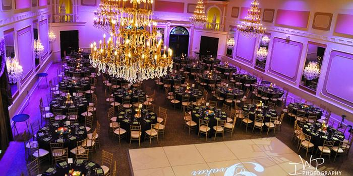 The Grand Marquise Ballroom wedding venue picture 2 of 8 - Photo by: IWP Photography