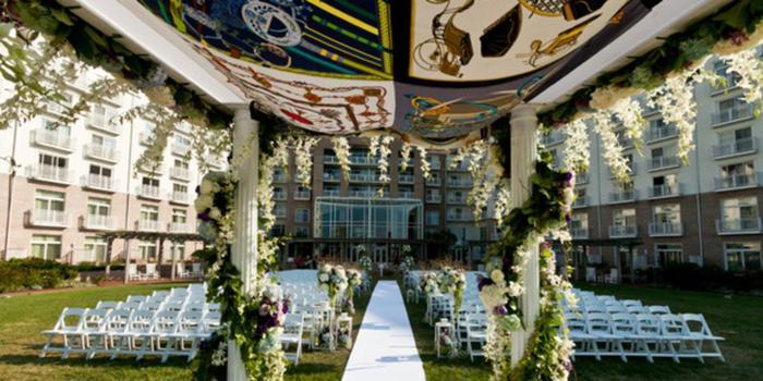 Hyatt Regency Chesapeake Bay Golf Resort Spa Marina Weddings