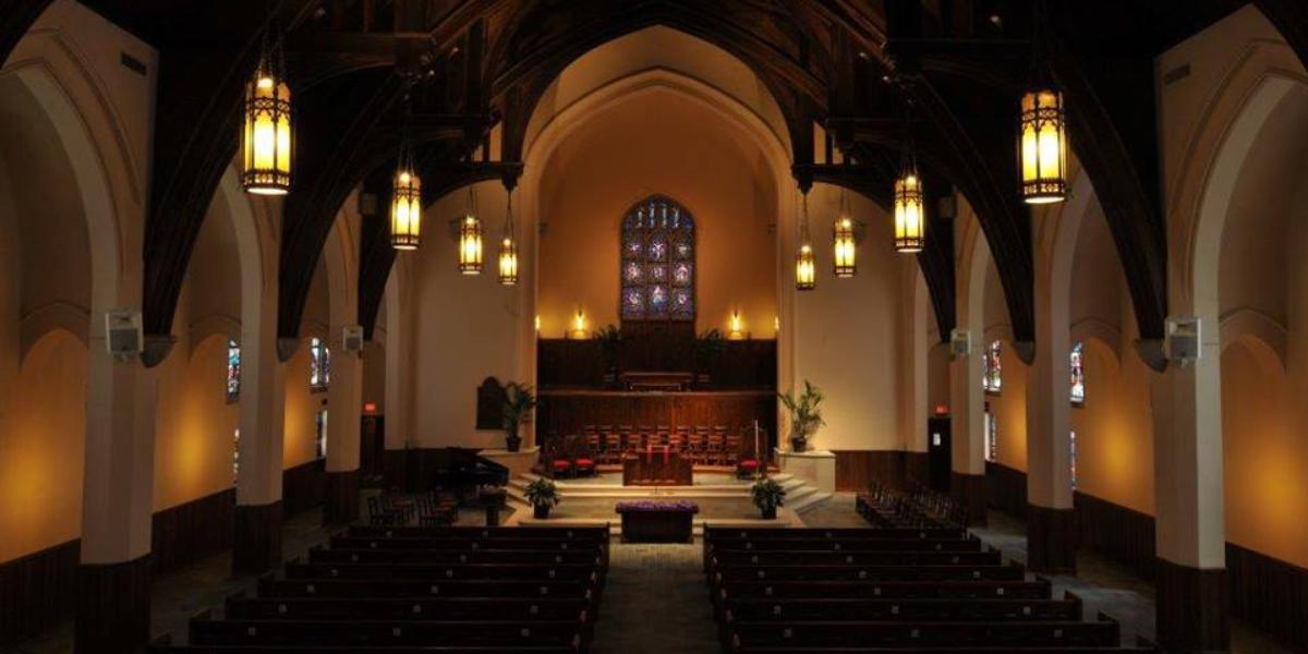 Druid Hills Presbyterian Church Weddings