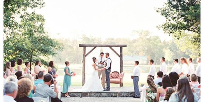 Dixie Dreams Barn Wedding Monroe Nc